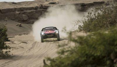 Dakar 2018 - la classifica aggiornata dopo tappa 6. Peugeot in testa