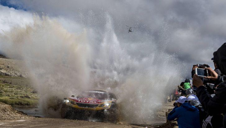 Dakar 2018 – qualche cifra sulla gara - Foto 1 di 2