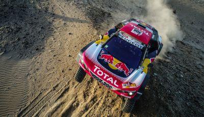 Dakar 2018 – la classifica dopo la tappa 7
