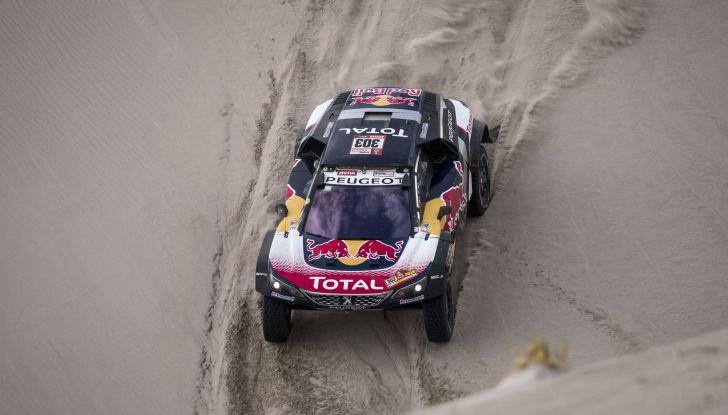Dakar 2018 – la classifica dopo la Tappa 11 - Foto 2 di 2