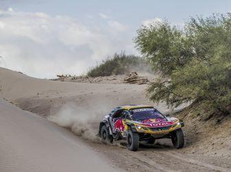 Dakar 2018 – VOCE al team Peugeot dopo la Tappa 12