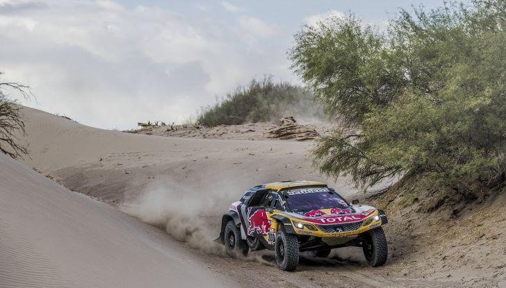 Dakar 2018 – VOCE al team Peugeot dopo Tappa 12 - Foto 1 di 2