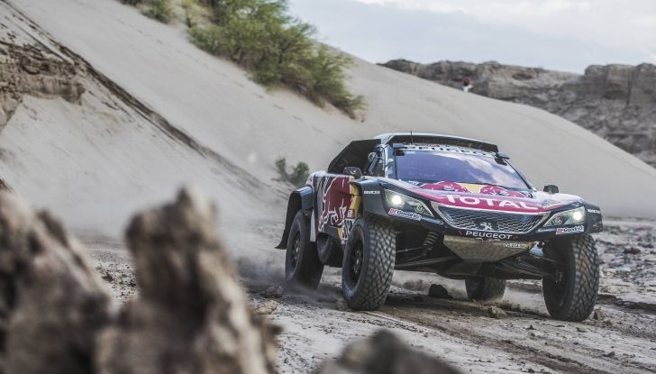 Dakar 2018 – la classifica dopo la Tappa 11 - Foto 1 di 2