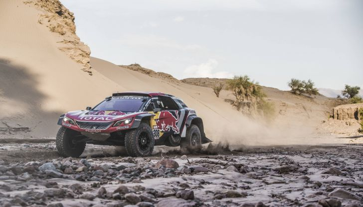 Dakar 2018 – VOCE al team Peugeot dopo la Tappa 12 - Foto 2 di 2