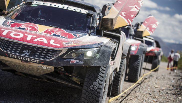 Dakar 2018 – la classifica dopo tappa 13 - Foto 1 di 4