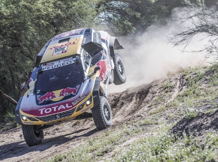 Dakar 2018 – la classifica dopo tappa 13 - Foto 3 di 4