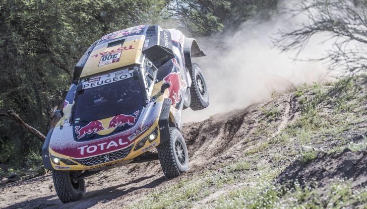 Dakar 2018 – la classifica dopo tappa 13 - Foto 3 di 4