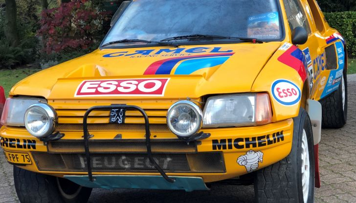 Dakar 2018 – L'Albo d'oro di Peugeot - Foto 2 di 4