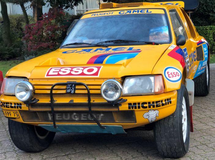 Le grandi vittorie di Peugeot, anche alla Dakar - Foto 1 di 3