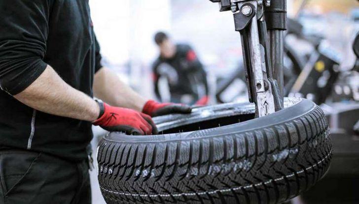 Check-Up estivo degli pneumatici: controlli, precauzioni e consigli con Michelin - Foto 6 di 16