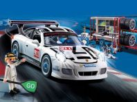 Porsche 911 GT3 Cup kit racing Playmobil