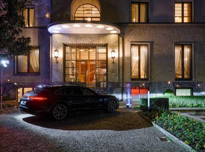 Il futuro elettrico di Porsche con Mission E, Ionity e l'ibrido Plug-In - Foto 1 di 6