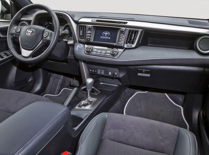 Promozioni SUV Toyota: fino a 7.000€ di sconto su C-HR e RAV4 Hybrid - Foto 5 di 8