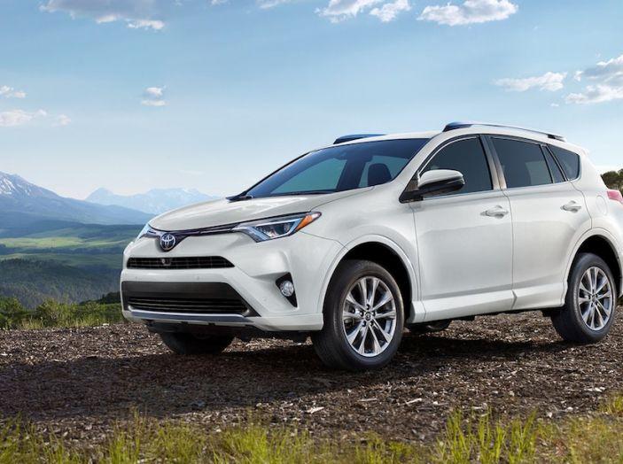 Promozioni SUV Toyota: fino a 7.000€ di sconto su C-HR e RAV4 Hybrid - Foto 7 di 8