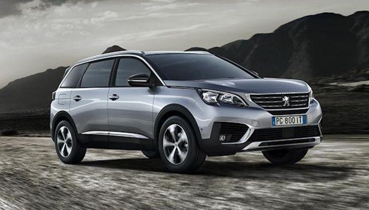 Peugeot, in Lombardia sconti sull'esenzione del bollo fino a 10 volte - Foto 10 di 11
