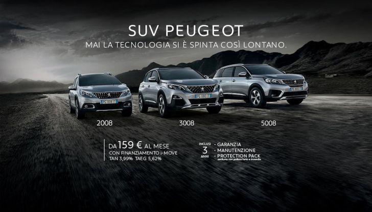 Peugeot, in Lombardia sconti sull'esenzione del bollo fino a 10 volte - Foto 6 di 11