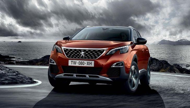 Peugeot, in Lombardia sconti sull'esenzione del bollo fino a 10 volte - Foto 4 di 11