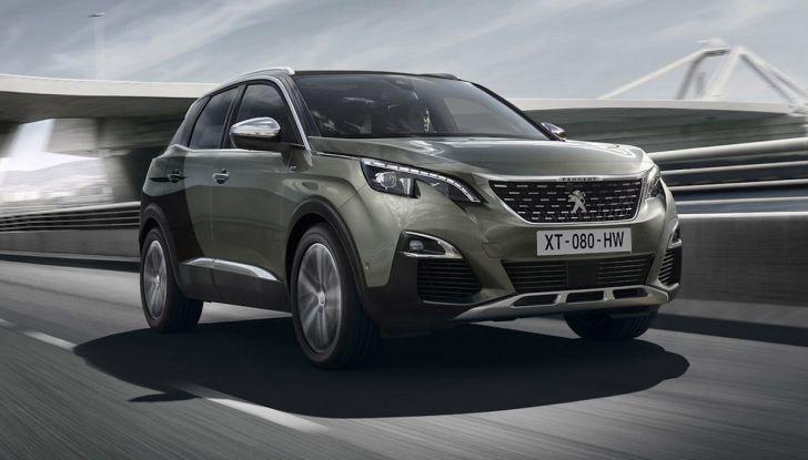 Peugeot, in Lombardia sconti sull'esenzione del bollo fino a 10 volte - Foto 7 di 11