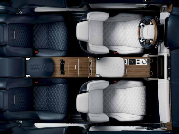 Range Rover SV Coupé, nuovo suv a Ginevra