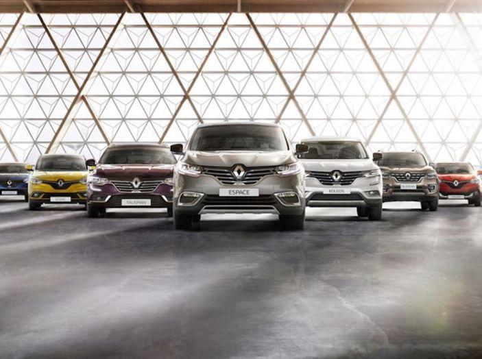 Il Gruppo Renault ha il 9,9% del mercato in Italia, non succedeva da 32 anni - Foto 2 di 12