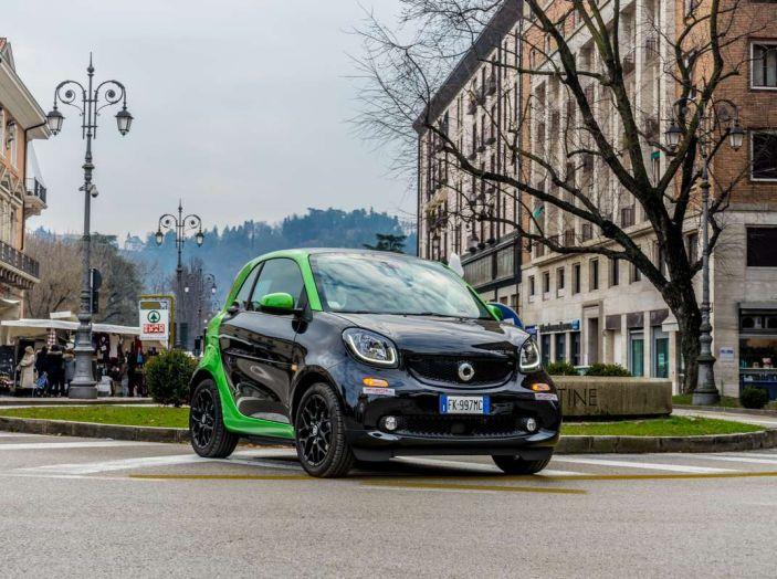 Smart ED: provata su strada la nuova Smart elettrica - Foto 4 di 48