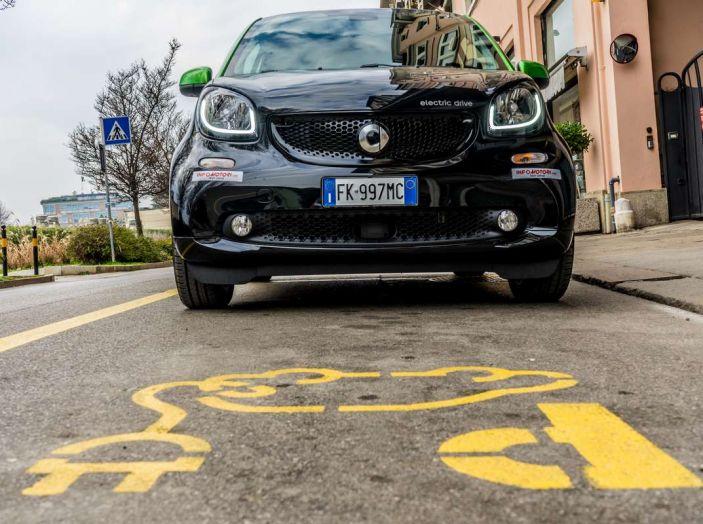 Smart ED: provata su strada la nuova Smart elettrica - Foto 24 di 48