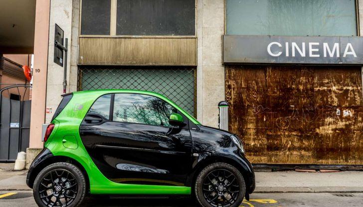 Smart ED: provata su strada la nuova Smart elettrica - Foto 1 di 48