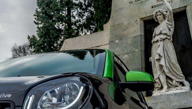 Smart ED: provata su strada la nuova Smart elettrica - Foto 15 di 48