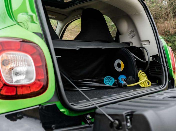 Smart ED: provata su strada la nuova Smart elettrica - Foto 39 di 48