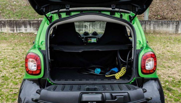 Smart ED: provata su strada la nuova Smart elettrica - Foto 40 di 48