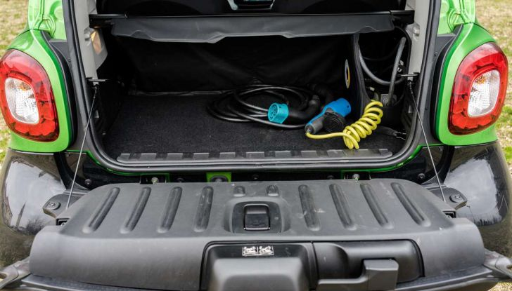 Smart ED: provata su strada la nuova Smart elettrica - Foto 41 di 48