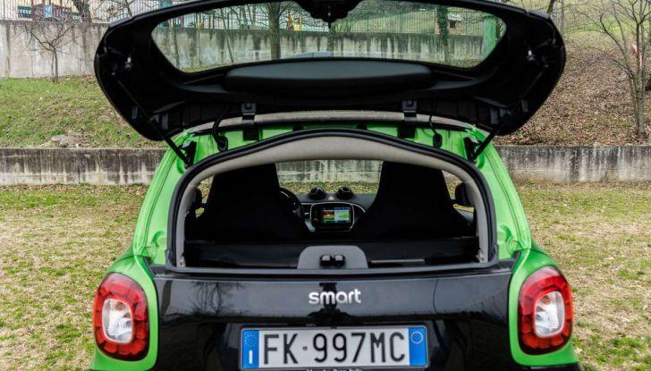 Smart ED: provata su strada la nuova Smart elettrica - Foto 42 di 48