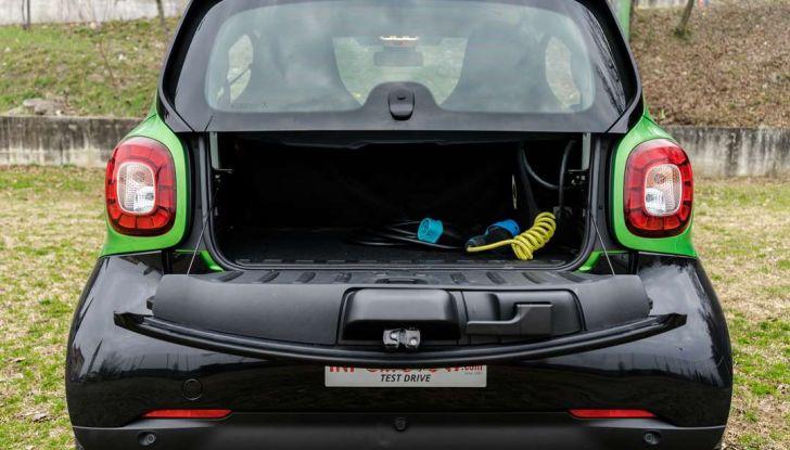 Smart ED: provata su strada la nuova Smart elettrica - Foto 43 di 48