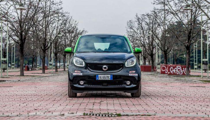 Smart ED: provata su strada la nuova Smart elettrica - Foto 2 di 48