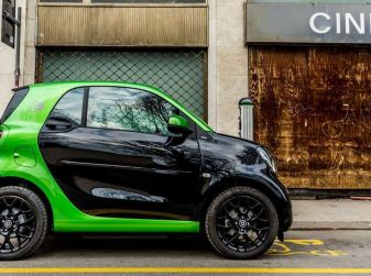 Smart ED: provata su strada la nuova Smart elettrica