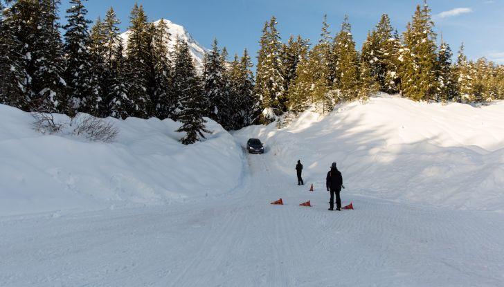 SEAT e la trazione integrale 4Drive, prova e recensione sulla neve - Foto 29 di 62