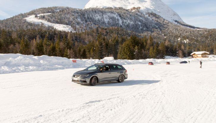 SEAT e la trazione integrale 4Drive, prova e recensione sulla neve - Foto 52 di 62