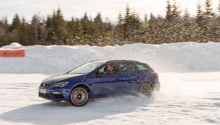 SEAT e la trazione integrale 4Drive, prova e recensione sulla neve - Foto 7 di 62