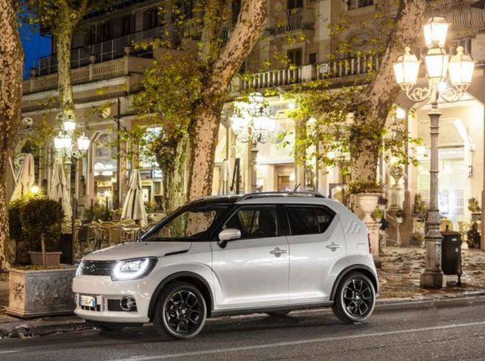 Sanremo 2018: Suzuki è l'auto ufficiale del Festival della Canzone Italiana - Foto 13 di 15