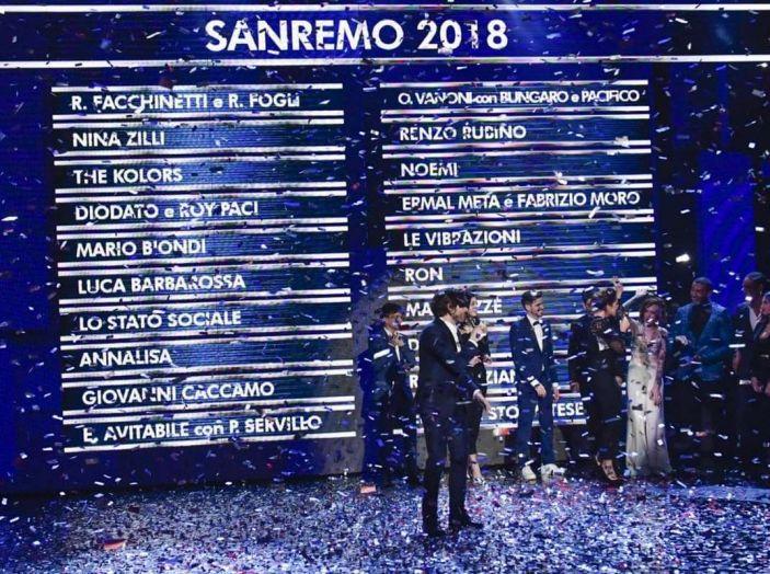 Sanremo 2018: Suzuki è l'auto ufficiale del Festival della Canzone Italiana - Foto 6 di 15