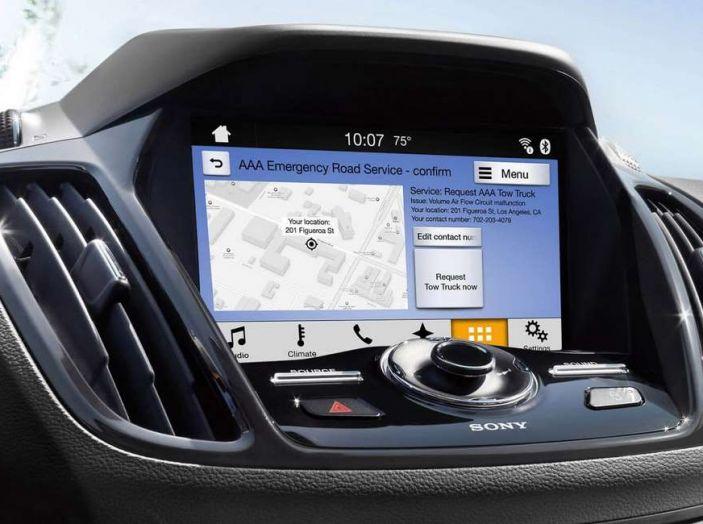 Siete avvisati: la pubblicità arriva sui sistemi di infotainment delle auto - Foto 1 di 9