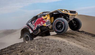 Dakar 2018 – VOCE al team Peugeot dopo la Tappa 2
