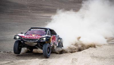 Dakar 2018 – Prima tripletta delle Peugeot 3008DKR Maxi