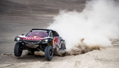 Dakar 2018 - Prima tripletta delle Peugeot 3008DKR Maxi