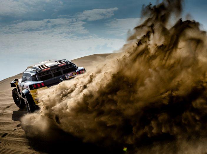 Dakar 2018 – VOCE al team Peugeot alla fine della terza tappa - Foto 3 di 3