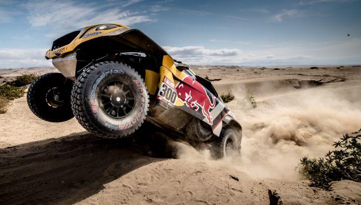 Dakar 2018 – VOCE al team Peugeot dopo la tappa 4 - Foto 2 di 3