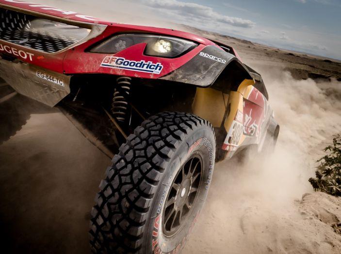 Dakar 2018 – Nuova tripletta delle 3008DKR Maxi nella tappa 4 - Foto 1 di 5