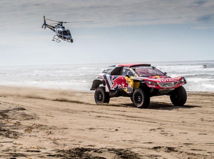 Dakar 2018 – Nuova tripletta delle 3008DKR Maxi nella tappa 4 - Foto 5 di 5