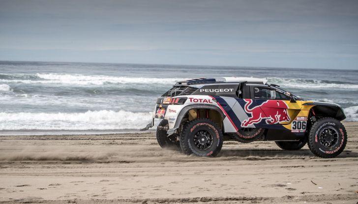 Dakar 2018 – VOCE al team Peugeot dopo la tappa 4 - Foto 3 di 3