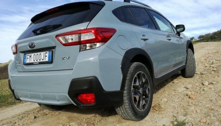 Nuovo Subaru XV 2018: prova su strada, opinione e prezzi - Foto 25 di 35